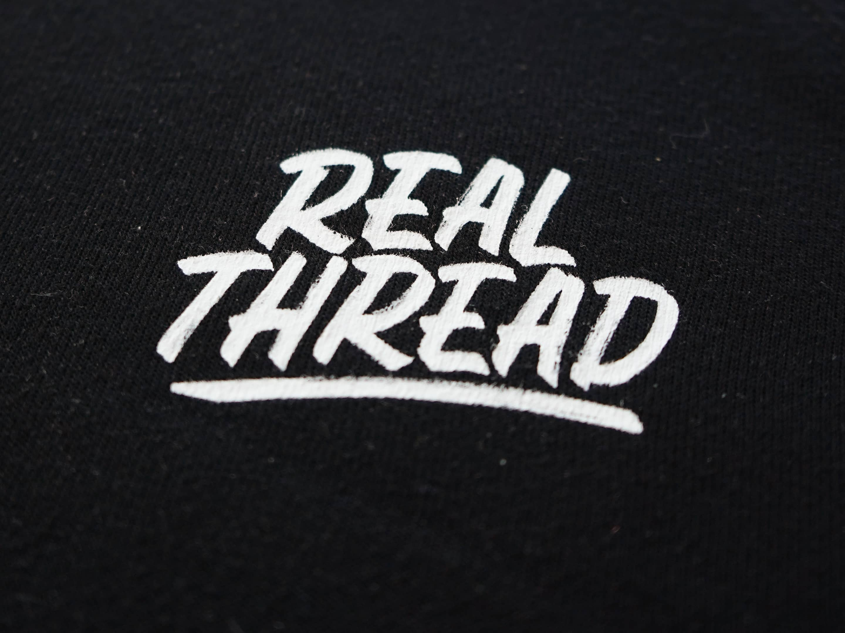 Real Thread pullover design